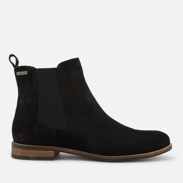 Superdry Women's Millie-Lou Suede Chelsea Boots - Black Suede