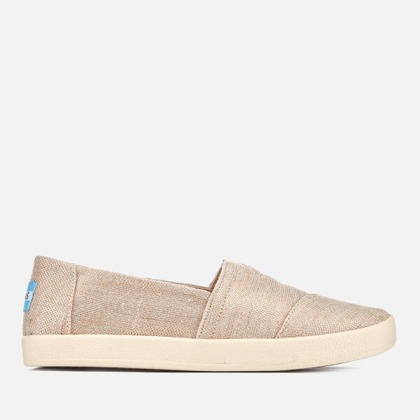 TOMS Avalon Metallic Slip On