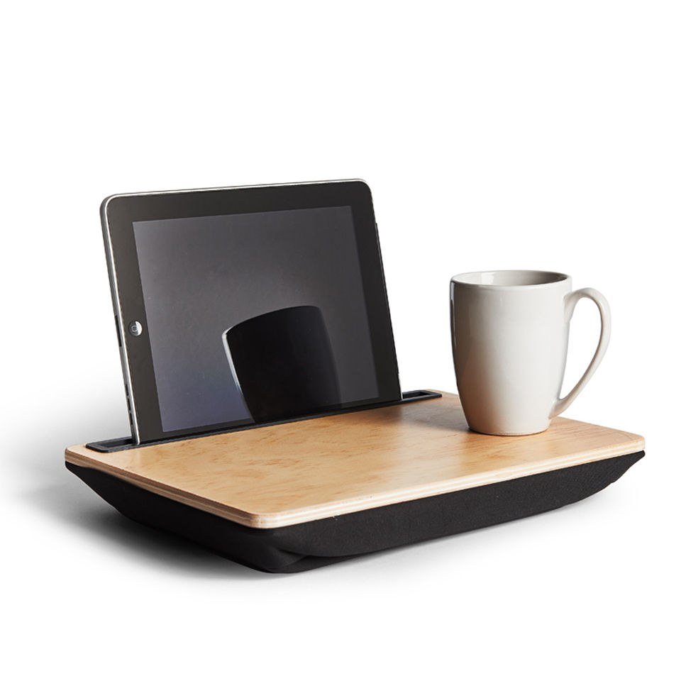 Wood iBed Lap Desk Traditional Gifts  Zavvi