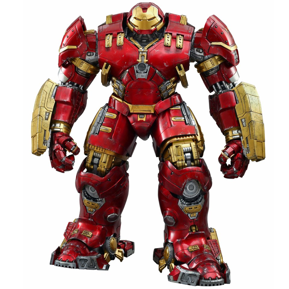 Hot Toys Marvel Avengers Age Of Ultron Hulkbuster 16