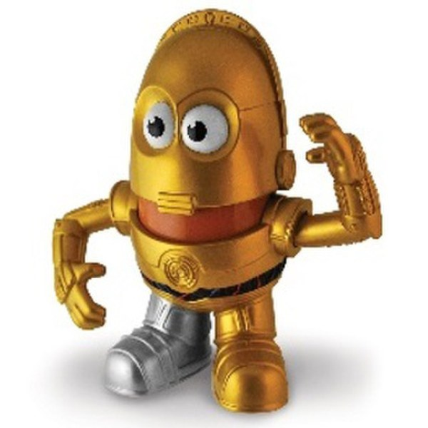 Star Wars . Potato Head -3po Action Figure Merchandise