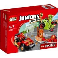 LEGO Juniors: Ninjago Snake Showdown (10722) Toys | Zavvi