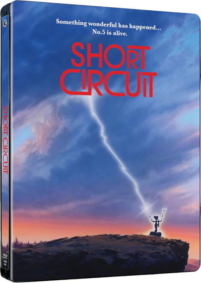 Short Circuit Bluray