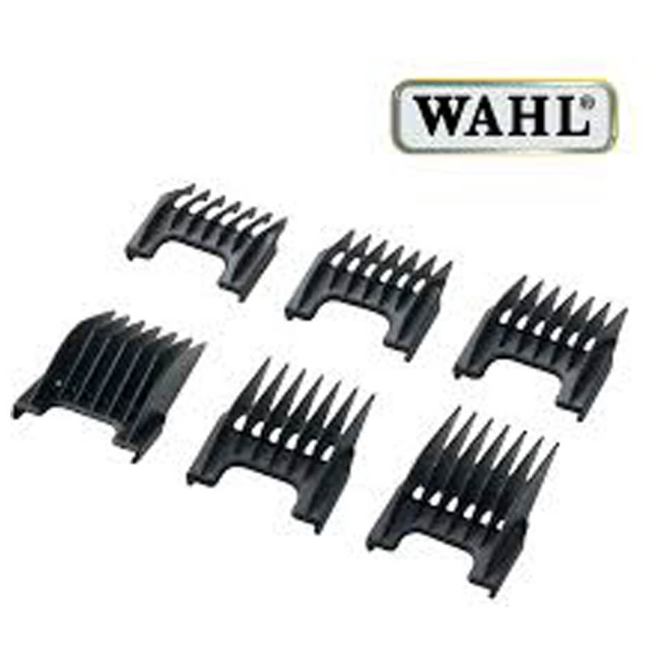 Wahl Plastic Clipper Comb Attachment Guides For Super