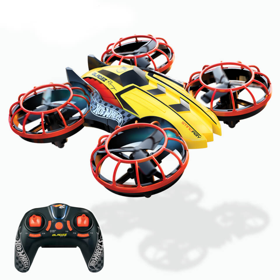 Hot Wheels DRX Stingray Racing Drone IWOOT