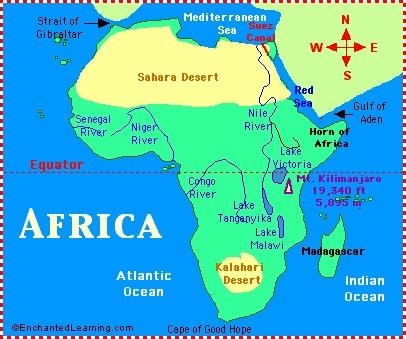 Map Of Africa Sahara Desert.25 Map Africa Landscape Desert Pictures And Ideas On Pro Landscape