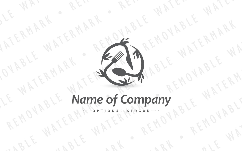 Global Food Logo Template #65718