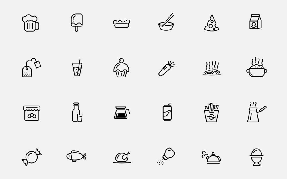 Icon-Sammlungen Vorlage #64457 für Grafiken