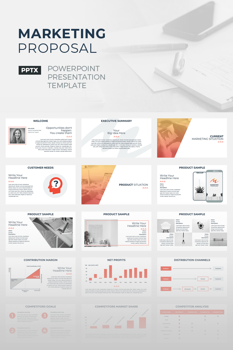 powerpoint proposal template