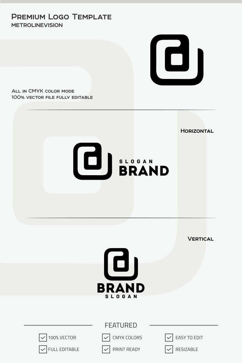 Letter d Logo Template #68061