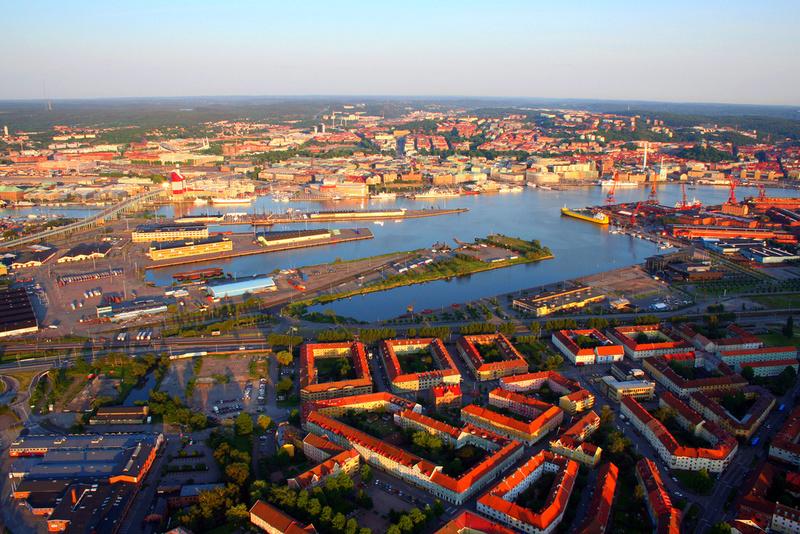 Švedijos miestas, kuriame neprireiks perėjų ir grynųjų pinigų