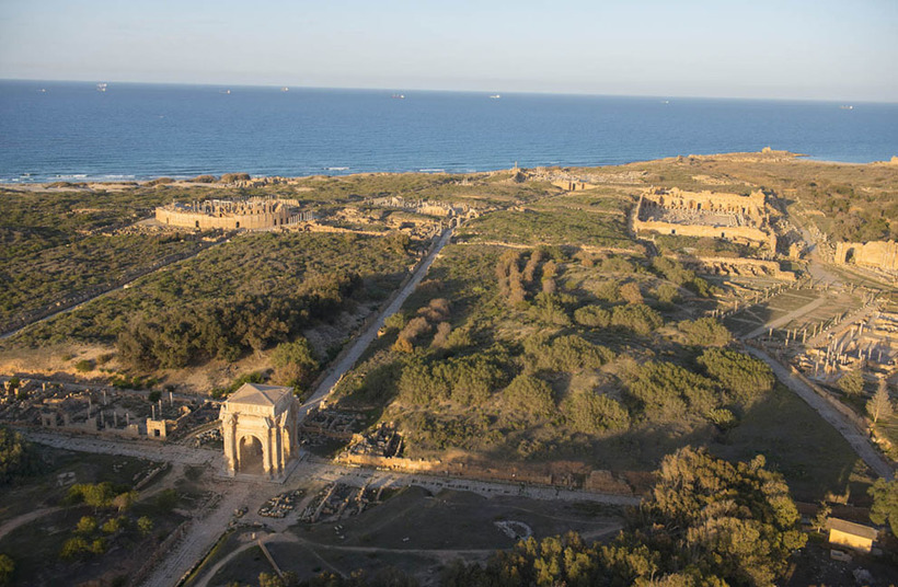 Двойник Колизея и другие шедевры Римской империи на севере Африки