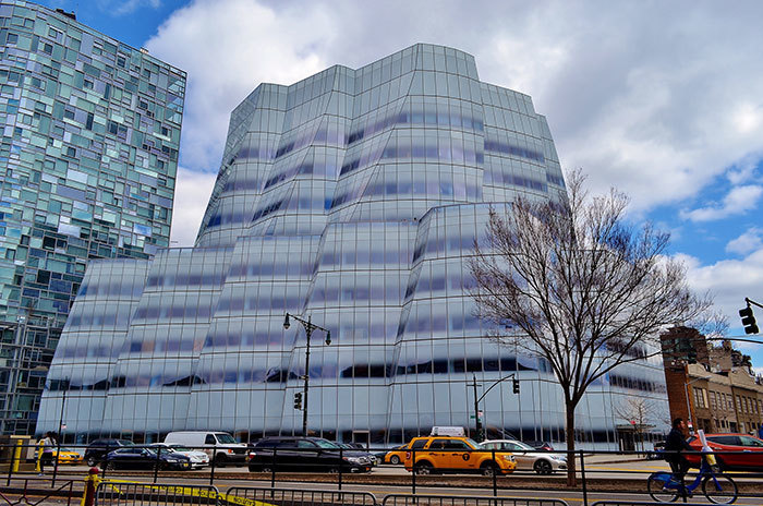 21 здание от архитектора Фрэнка Гери, от которых взрывается мозг