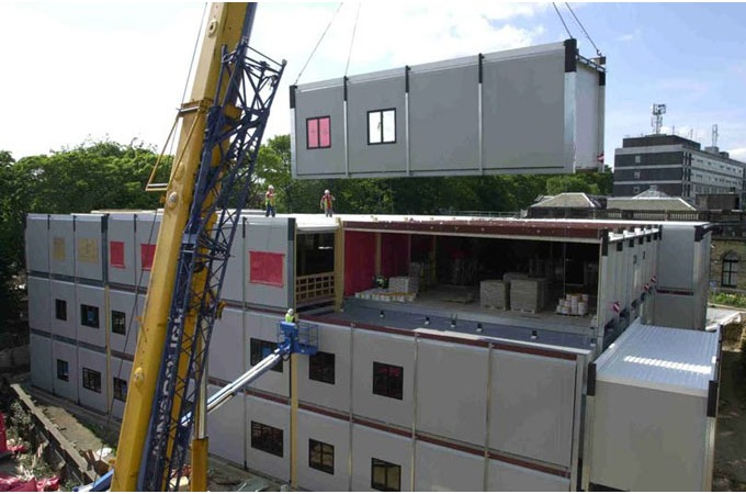 H A Marks Modular Buildings And Modular Building Systems