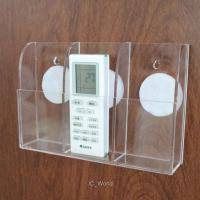 Remote Control Holder RC Wall Mount Organizer for TV AC ...