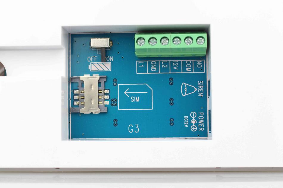 Type 1a Security Alarm System