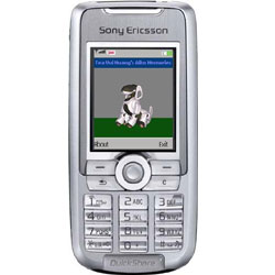 AIBO On your Mobile phone