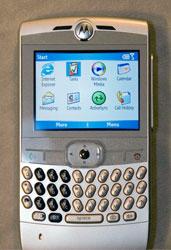 Motorola Q CDMA Version Available Soon