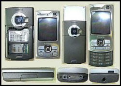 Nokia 6282 and N80 FCC Approved