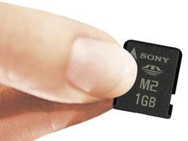 Sony Memory Stick Micro for Phones