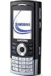 Samsung SGH-i310 at CeBIT