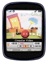 Cingular Video Services