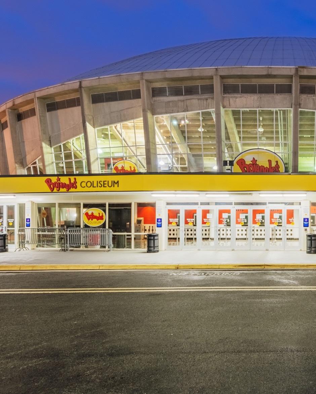 Mall Of America Paw Patrol Play Area : america, patrol, BOplex, Bojangles, Coliseum, Ovens, Auditorium