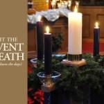Discipleship Ministries Advent Candle Lighting Liturgy 2020
