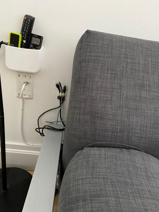 organize gadget wires