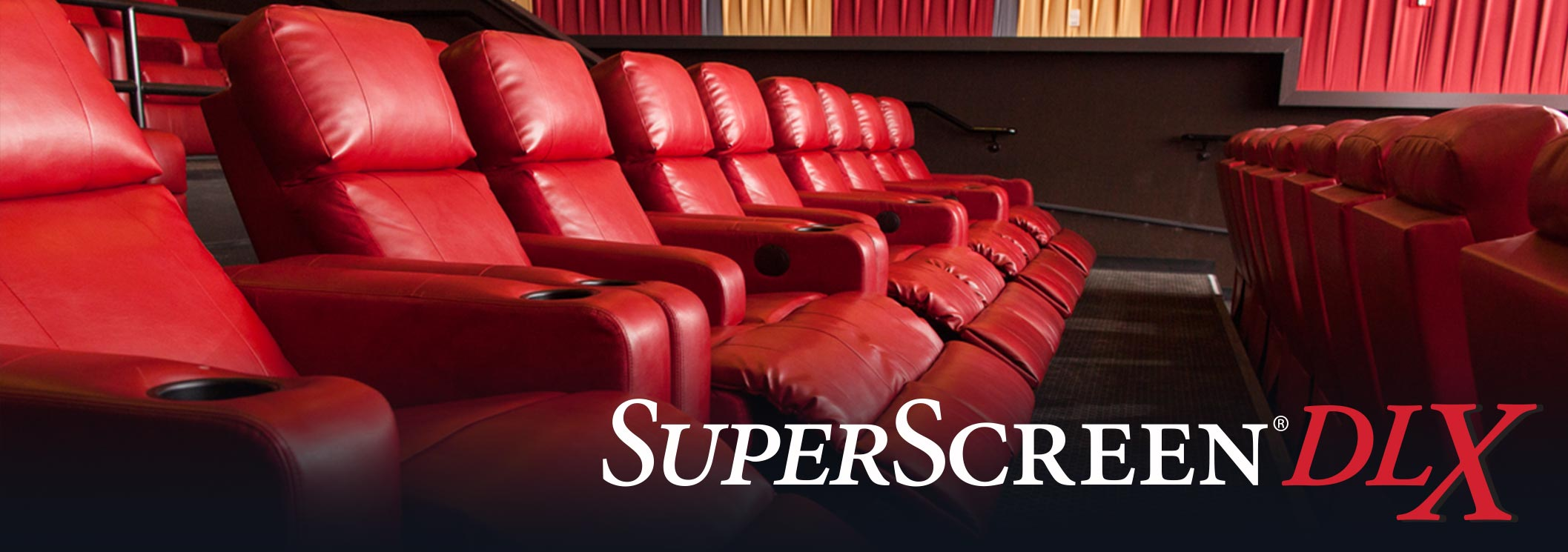 Reclining Chair Movie Theater Superscreen Dlx Marcus Theatres