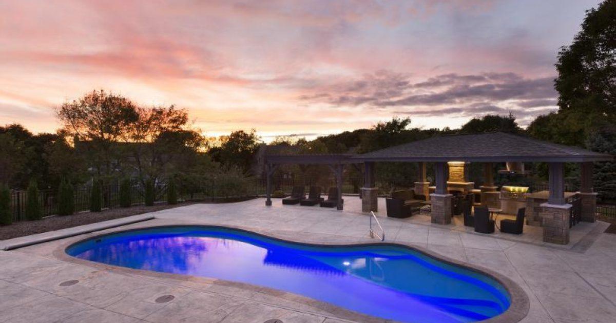 probuilt pool patio pools
