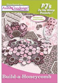 PJ's in the Hoop: Build a Honeycomb | Machine Embroidery ...