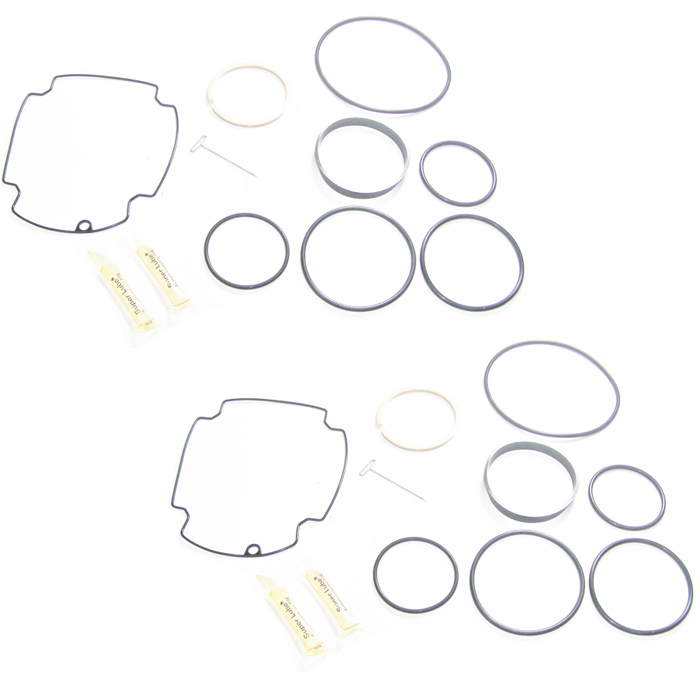 Bostitch 2 Pack Of Genuine OEM Replacement Overhaul Kits