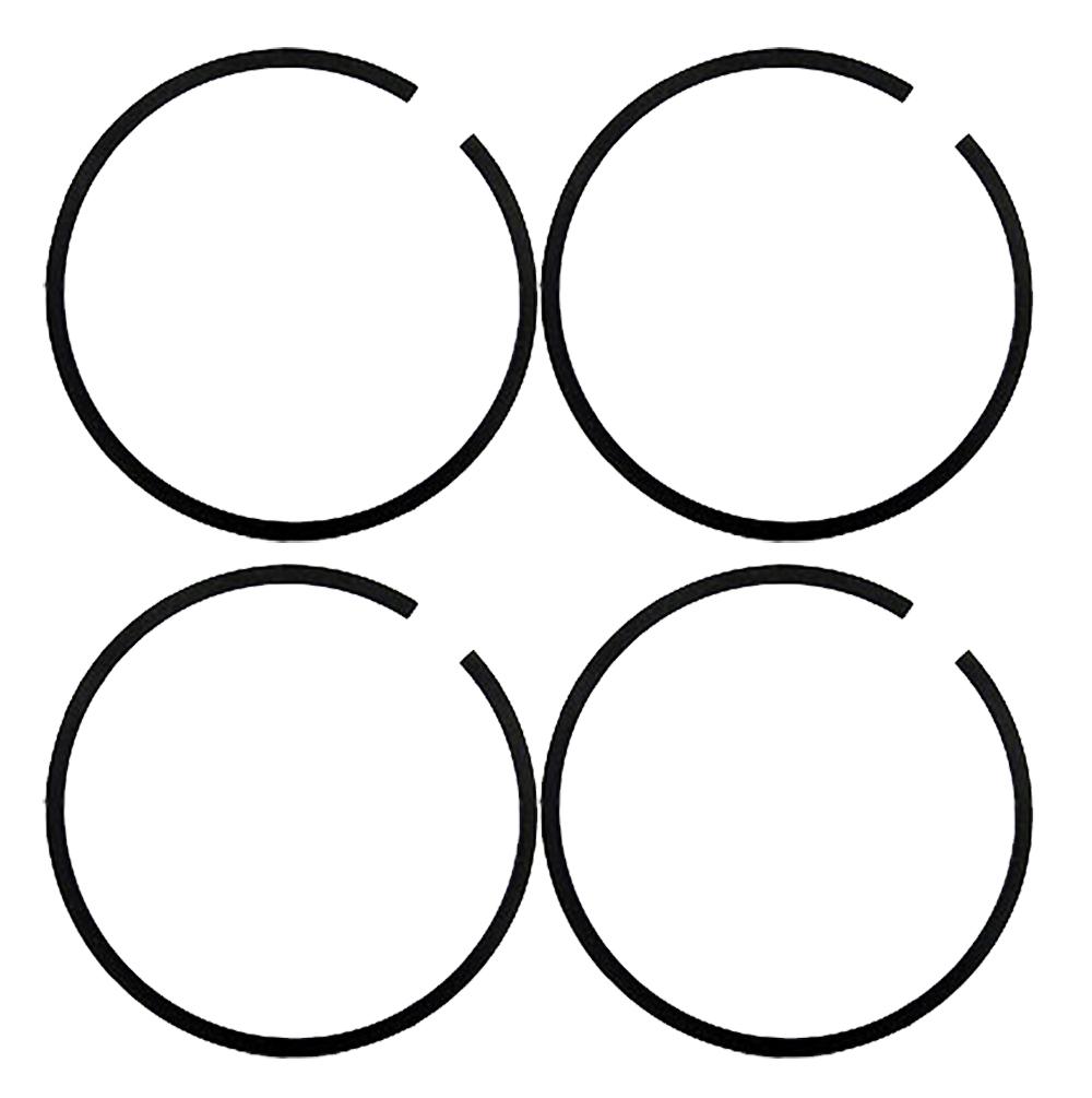 Ryobi 4 Pack Of Genuine OEM Replacement Piston Rings