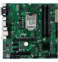 image for asus motherboard micro atx lga1151 socket q270 from circuit city [ 2400 x 1800 Pixel ]