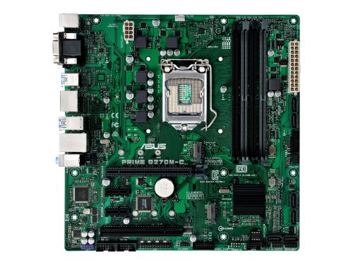 small resolution of image for asus motherboard micro atx lga1151 socket q270 from circuit city