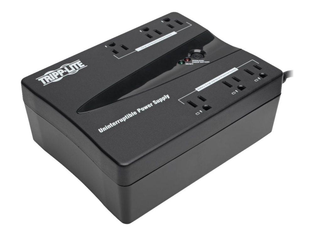 medium resolution of image for tripp lite ups 350va 180w desktop pc mac battery back up compact 120v