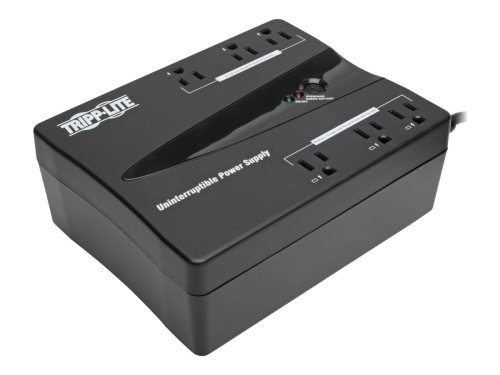 small resolution of image for tripp lite ups 350va 180w desktop pc mac battery back up compact 120v