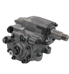 complete power steering gearbox assembly for 03 06 jeep wrangler [ 1024 x 1024 Pixel ]