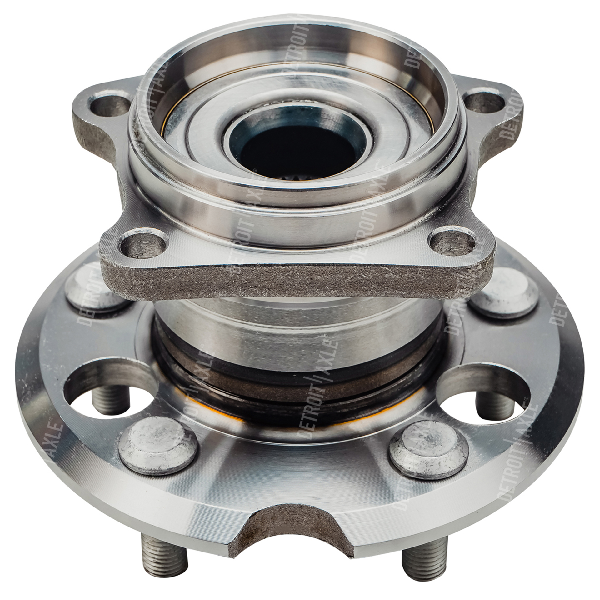 hight resolution of rear wheel hub and bearing assembly left or right side fits awd 2001 2005