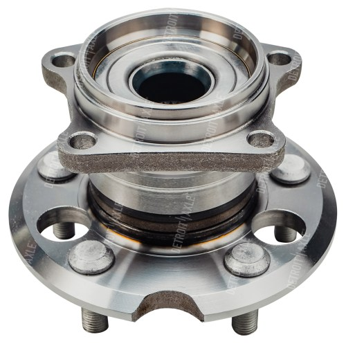 small resolution of rear wheel hub and bearing assembly left or right side fits awd 2001 2005