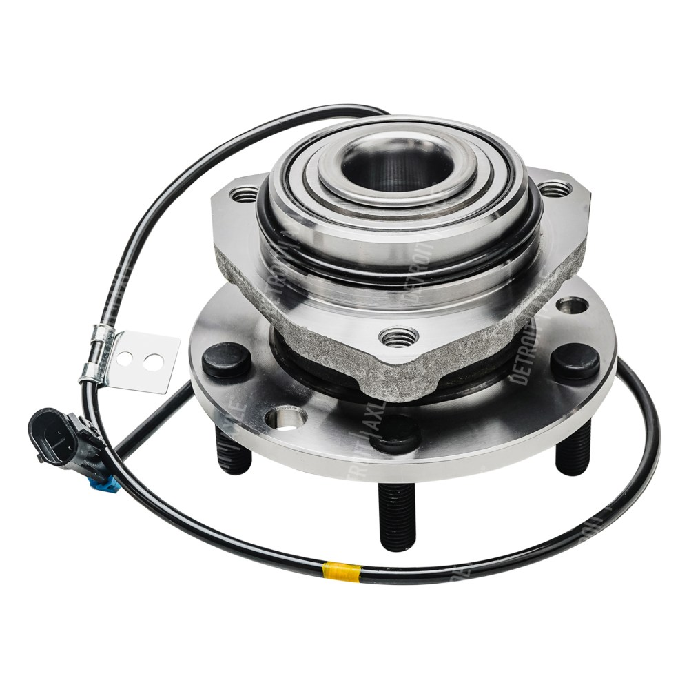 medium resolution of front wheel hub and bearing assembly driver or passenger side fits 4x4 awd only