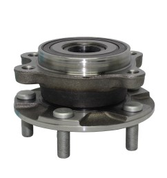 front wheel hub and bearing assembly driver or passenger side rav4 2 5l [ 1024 x 1024 Pixel ]