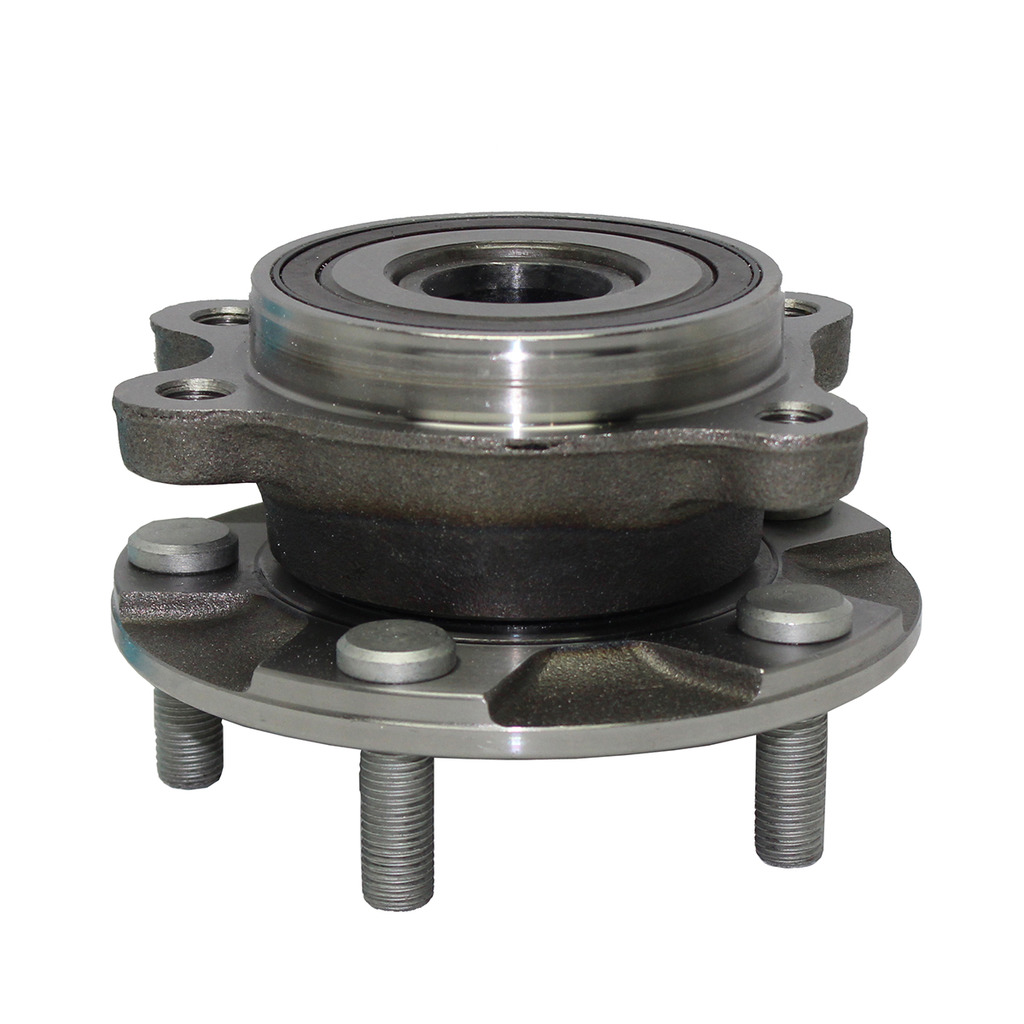 hight resolution of front wheel hub and bearing assembly driver or passenger side rav4 2 5l