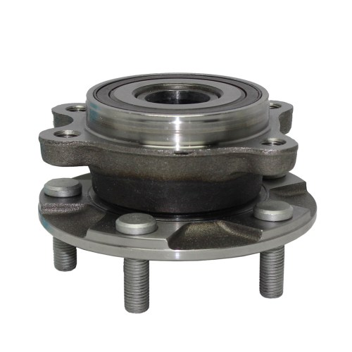 small resolution of front wheel hub and bearing assembly driver or passenger side rav4 2 5l