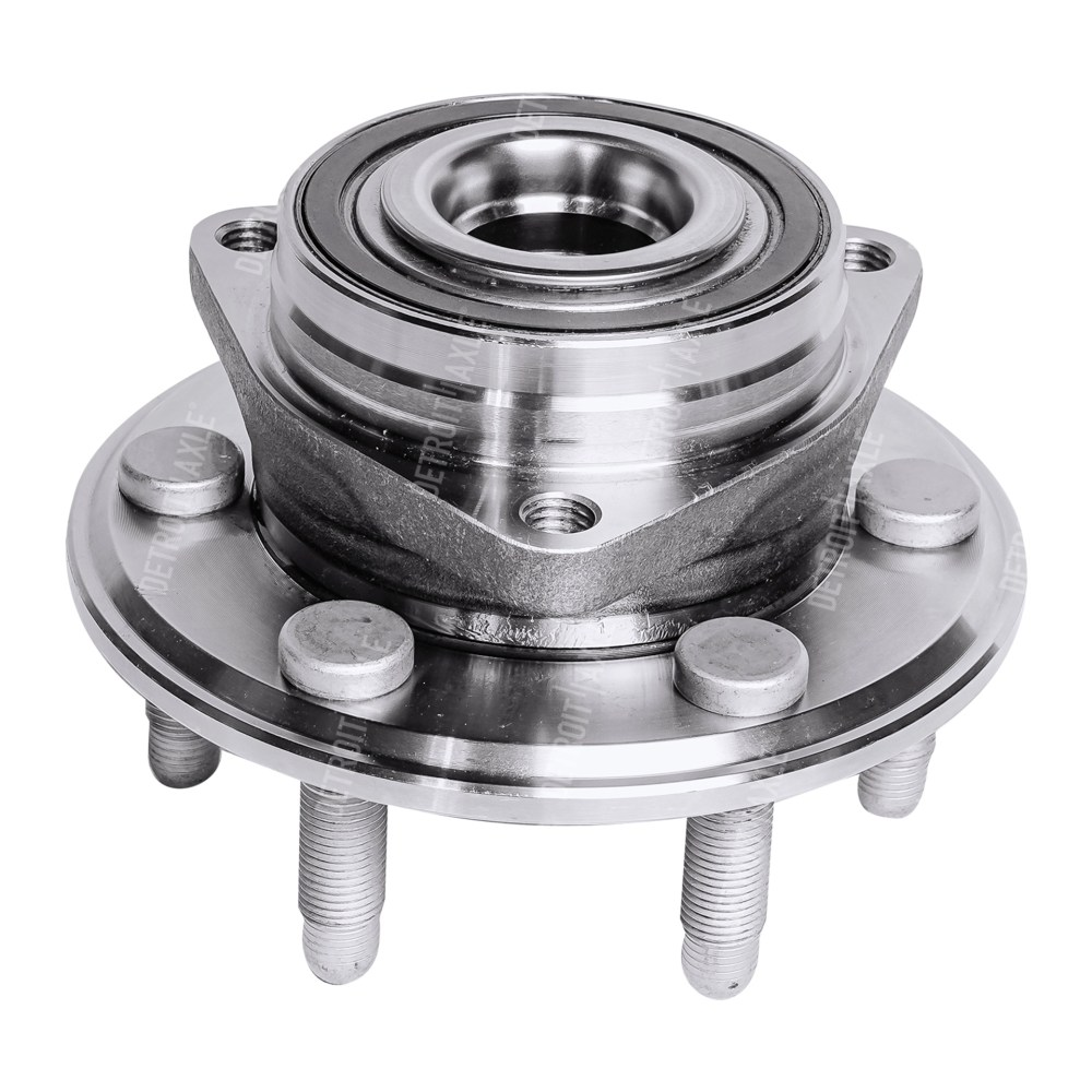 medium resolution of front or rear wheel hub and bearing assembly driver or passenger side