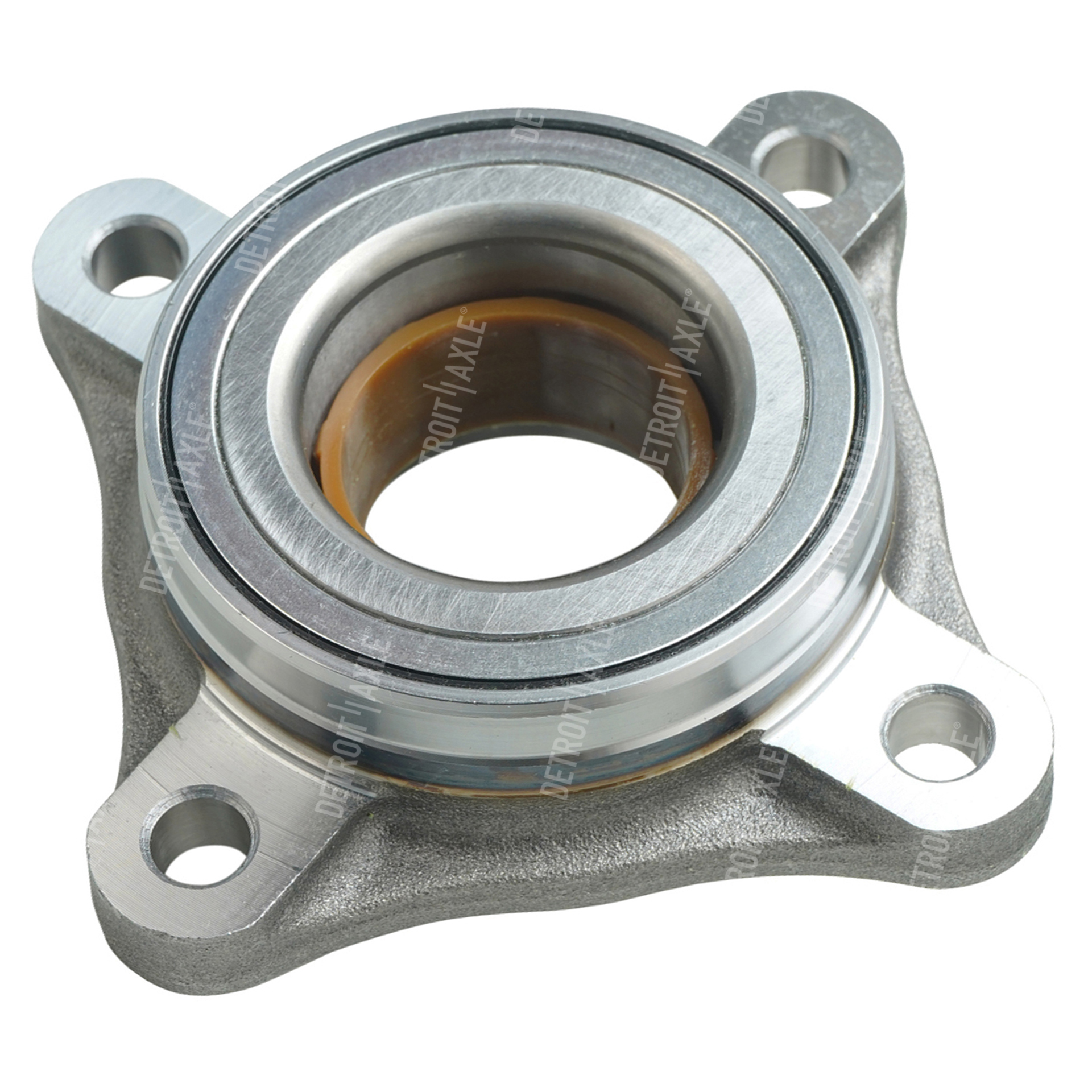 hight resolution of front wheel bearing assembly driver or passenger side
