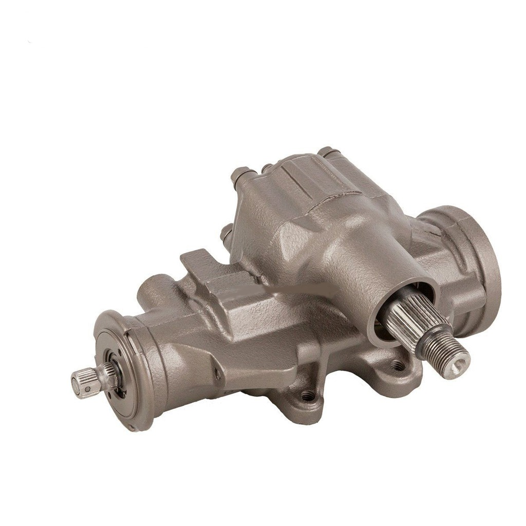 hight resolution of complete power steering gearbox assembly american motors vehicles
