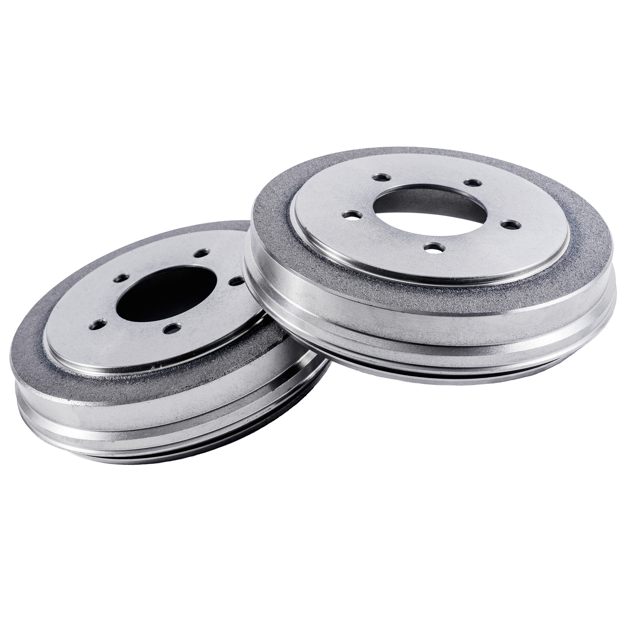 hight resolution of pair 2 rear brake drums 9 drum brake shoes only for 1998