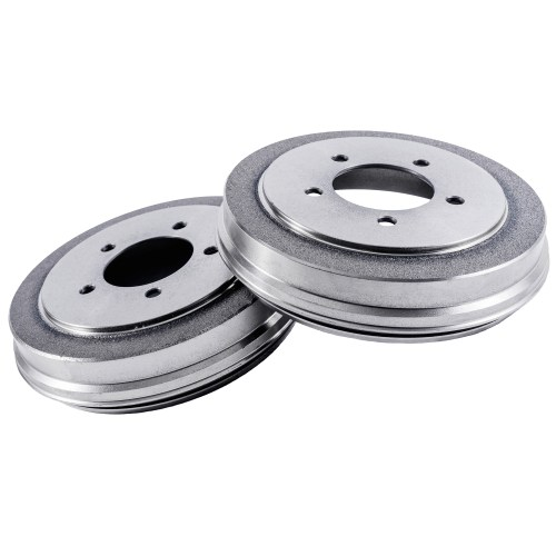 small resolution of pair 2 rear brake drums 9 drum brake shoes only for 1998